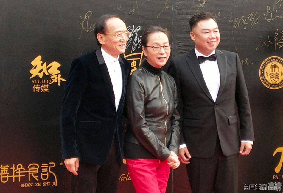 佛慈金网电影盛典群星闪耀