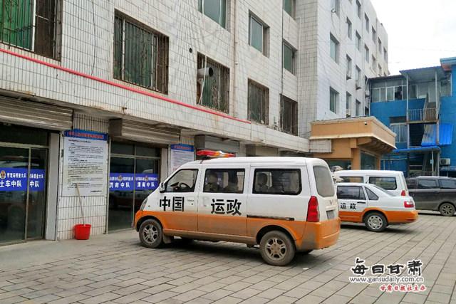"""天水出租车集体玩""""失踪""""追踪报 道之二 甘谷:黑车很任性 运管局称无法取证"""