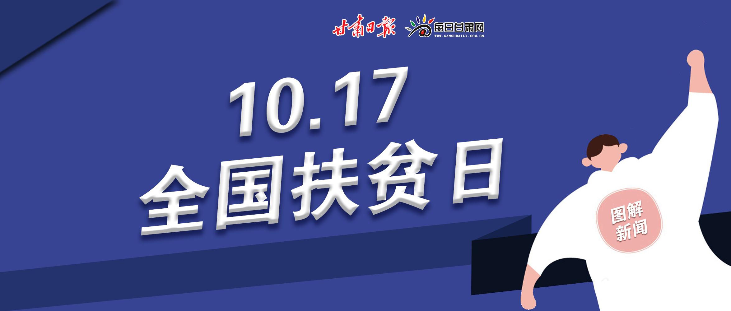 图解 | 10.17天下扶贫日
