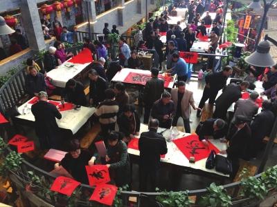 德耀兰州 孝亲重阳 兰州市第二届千叟宴感恩活动昨举行