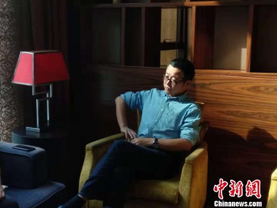 """刘慈欣:中国科幻产业需要共同守望""""黄金时代"""""""