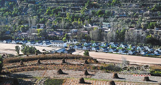 【图片新闻】平凉崆峒区推进美丽乡村建设 农村面貌焕然一新