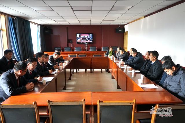 """会宁县法院开展""""公众开放日""""活动"""