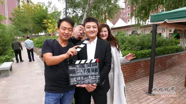 白银著名作家杜金泉执导的公益微电影《彩虹2》获省优秀影片奖