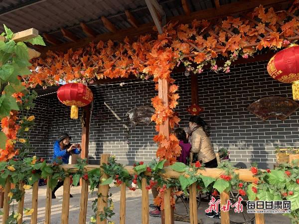兰州市红古区冬季旅游采摘节开幕