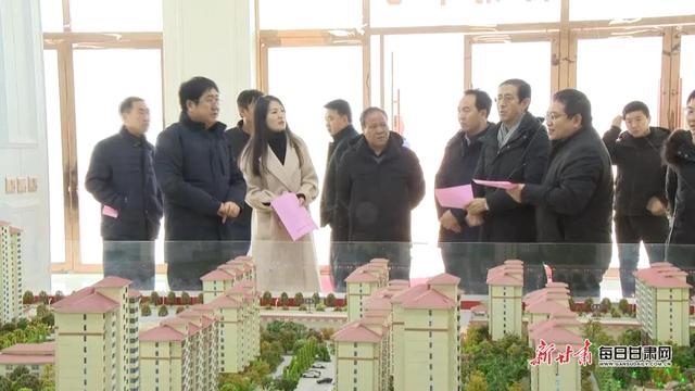甘肃省十三届人大代表对会宁开展集中视察 为会宁发展向上建言献策