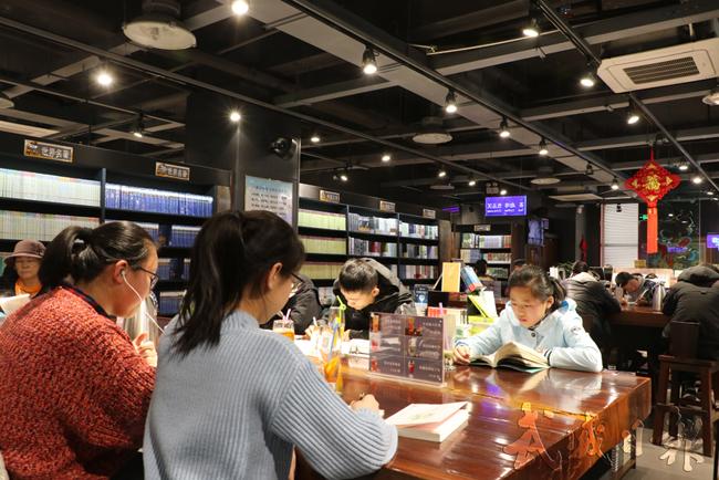 书香武威 文化过年