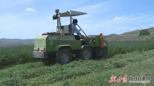 人均收入1500元  草畜产业已成为会宁县富民增收和带动县域经济发展的支柱产业