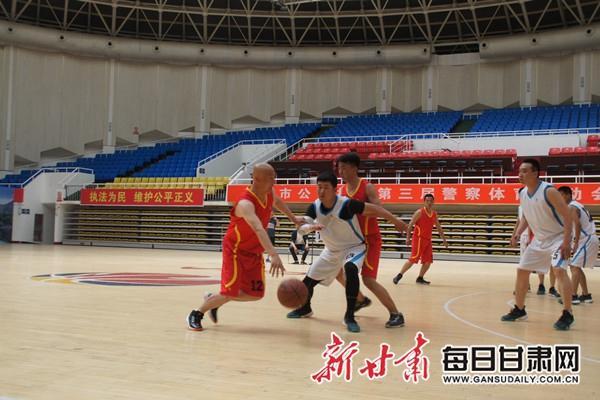 会宁县局代表队在全市公安机关第三届警察体育运动会中载誉而归