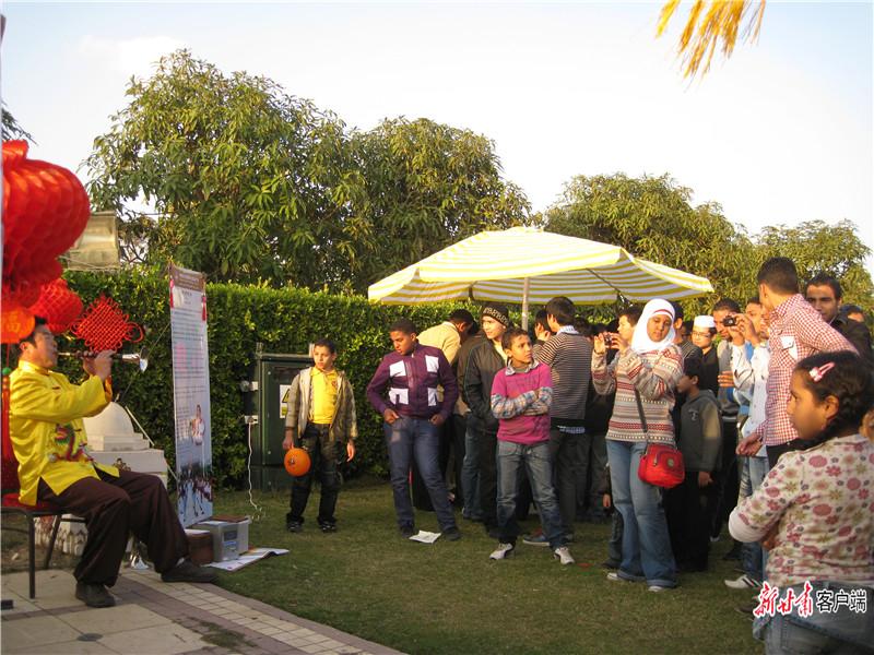 """2011年1月赴埃及参加开罗""""中国文化年""""文化交流活动.jpg"""