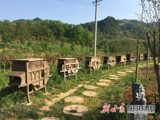 徽县三泉村:美了村庄 富了村民