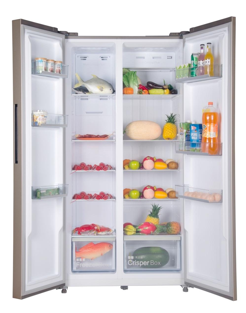 苏宁小Biu冰箱上线,一级能效468L大容量售价1999元