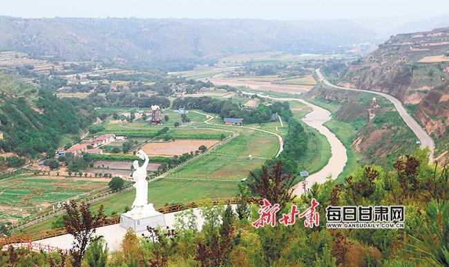"""黄土塬上的""""漂亮经济""""——庆阳市西峰区推进乡村度假度假旅游发展见闻"""
