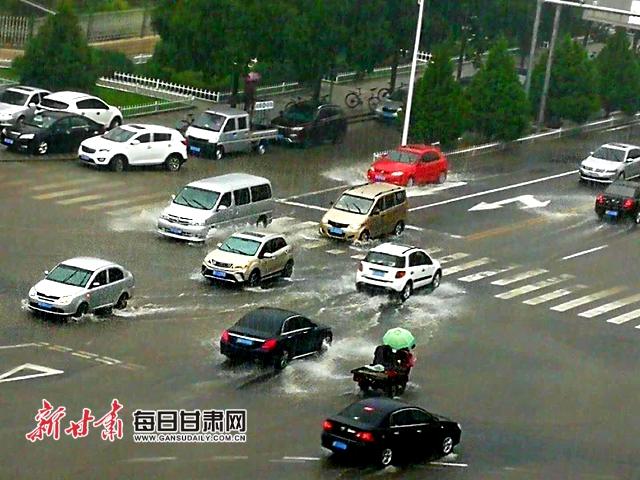 6月20日―21日,酒泉遇罕见暴雨,图片由酒泉市气象局提供2.jpg