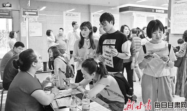 找工作还是去创业?——2019届甘肃高校毕业生就业状况调查