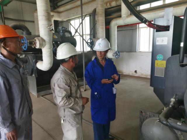省应急厅完成对武威市重点化工企业安全指导服务工作