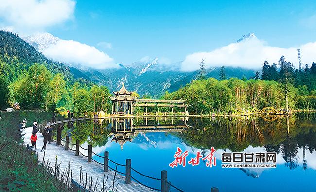 陇南市风景高清大图
