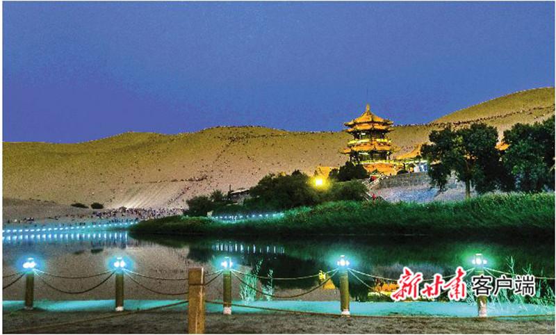 甘南 【壮丽七十年之酒泉】打造文化旅游制高点