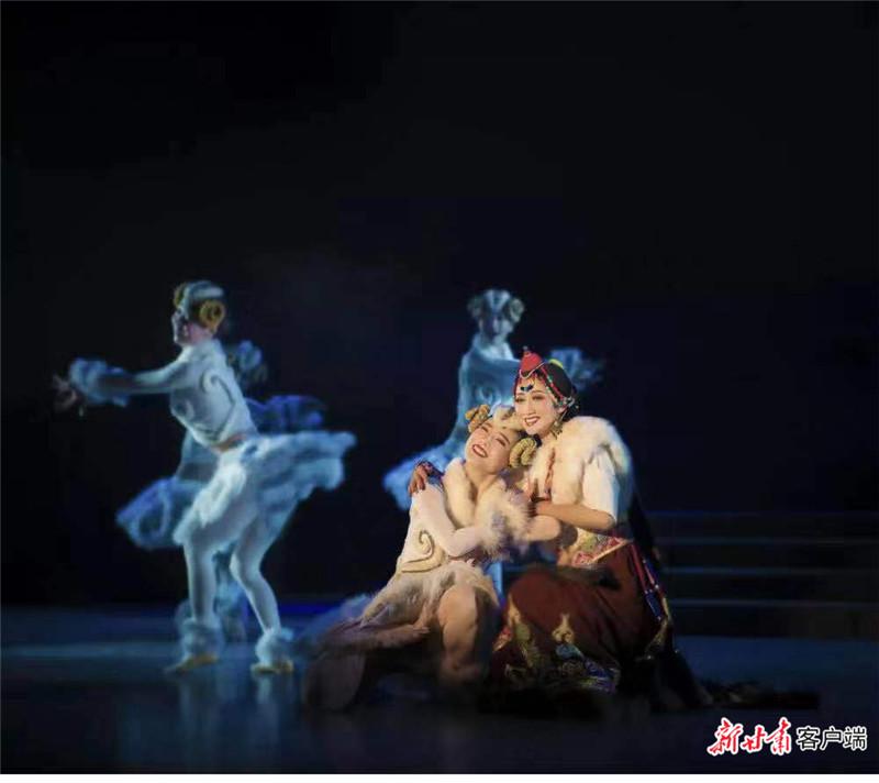 丰富多彩的活动 甘肃省歌剧院喜