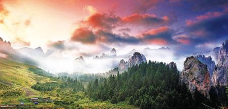多彩碌曲 演绎最美高原藏乡风情