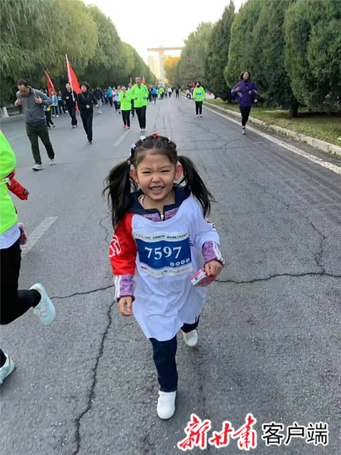 2019酒泉国际戈壁超级马拉松开赛