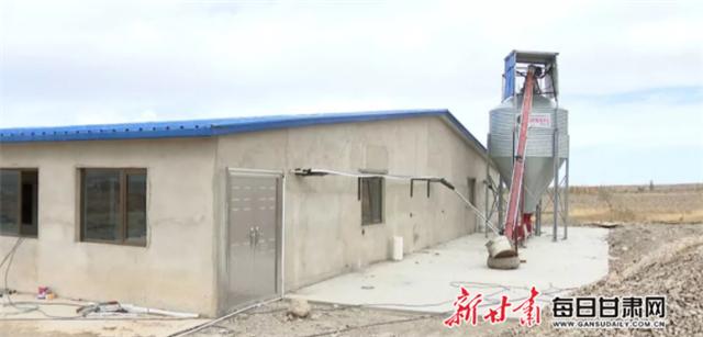 肃北:畜牧业从传统向现代转型(图)