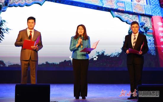 中国杂技家协会文艺志愿服务小分队来天水师院开展艺术交流活动