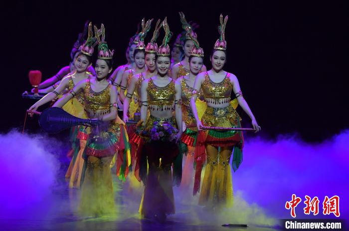 """""""海丝圆梦""""――第二届海上丝绸之路国际舞蹈艺术交流周在福州拉开帷幕"""