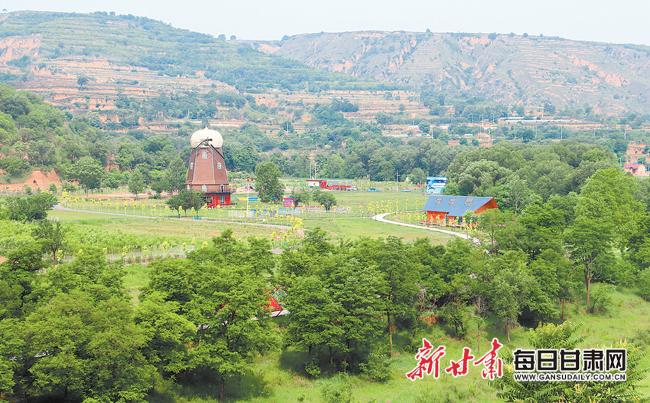 奏响强村富民新乐章――庆阳市西峰区发展壮大村级集体经济侧记