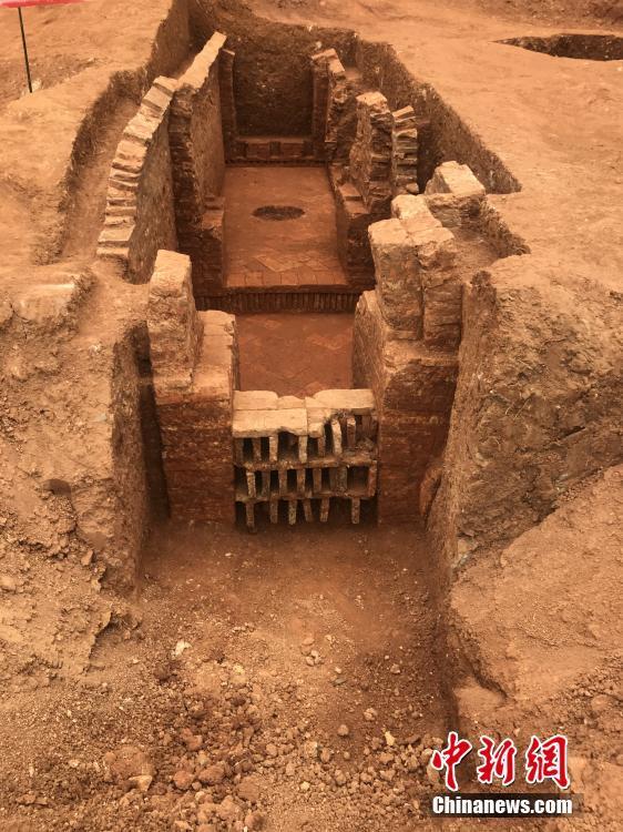 考古重大发现 广州横枝岗再发掘近60座汉至清代墓葬