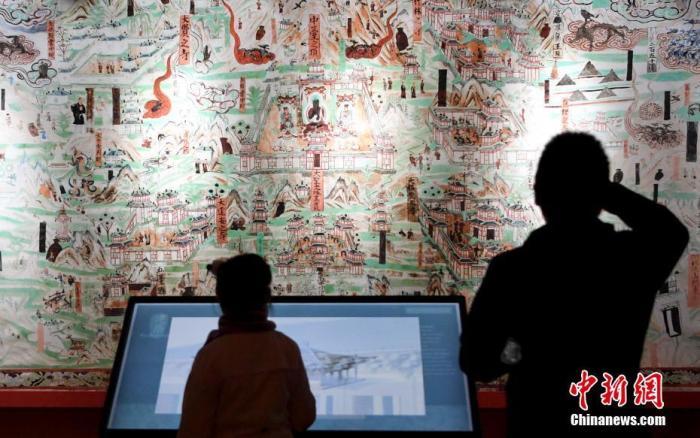 甘肃文物在海内外密集办展 引进