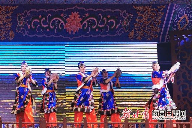 """2020年甘肃省""""非遗过大年 文化进万家""""系列文化活动启动啦!"""