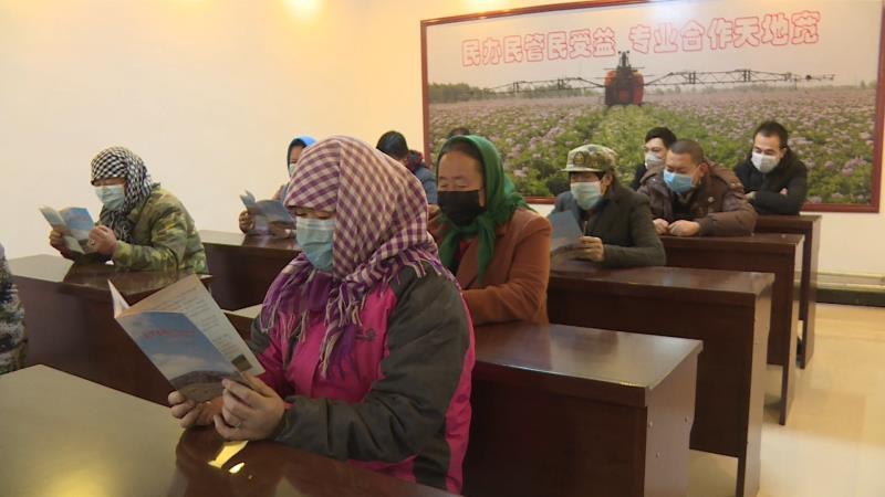 会宁:防疫春耕两手抓 助农服务抢农时