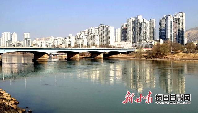 """""""摸清家底""""今年甘肃将构建黄河流域生态环境大数据平台"""
