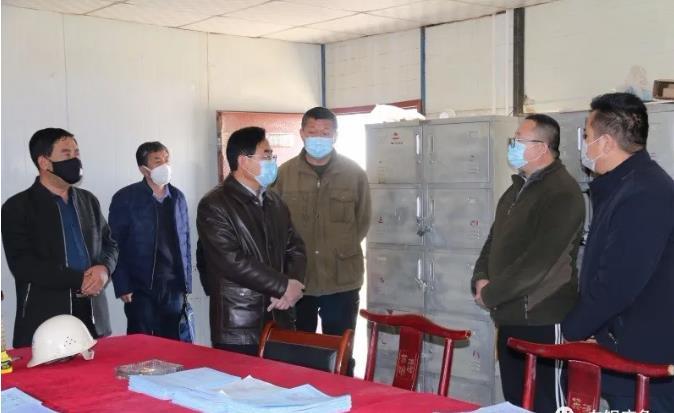 白银市全面开展安全生产集中整治和复工复产疫情防控工作督查