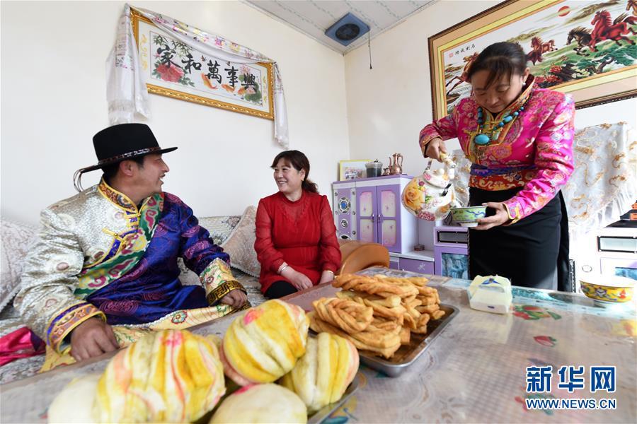 """(脱贫攻坚)(6)从贫困户到致富能人――藏族村民宋天柱""""变身""""记"""