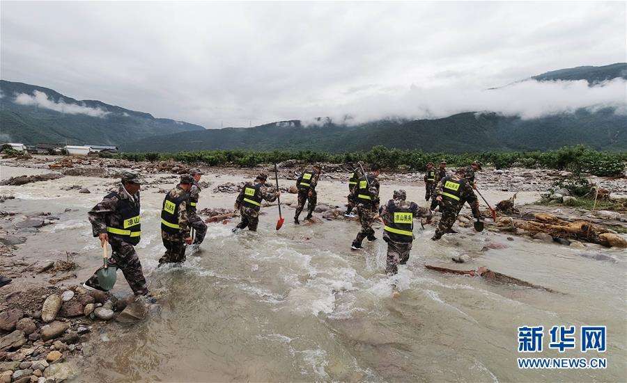 (新华全媒头条・图文互动)(2)把确保人民生命安全放在第一位――聚焦当前我国防汛救灾工作