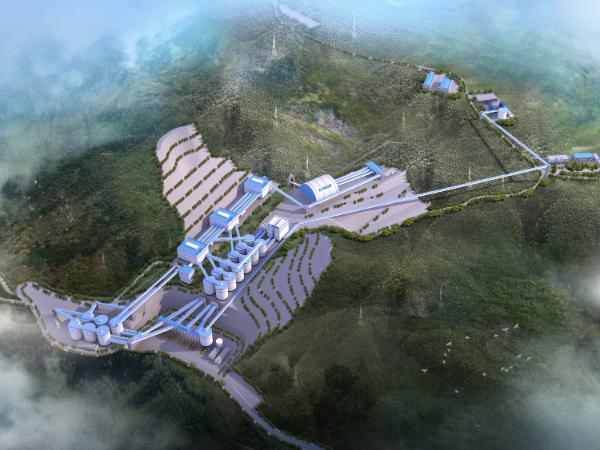 武强院士高度肯定甘肃建投矿业公司绿色矿山建设