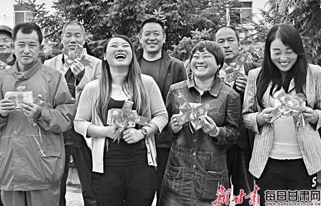 【图片新闻】庆城县太白梁乡举行