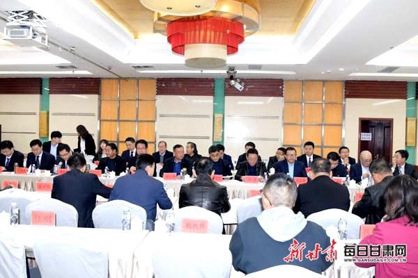 省建筑设计院陇东事业中心挂牌成立