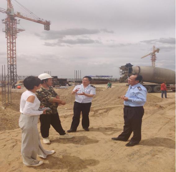 甘肃:施工扬尘征管再加力 环保