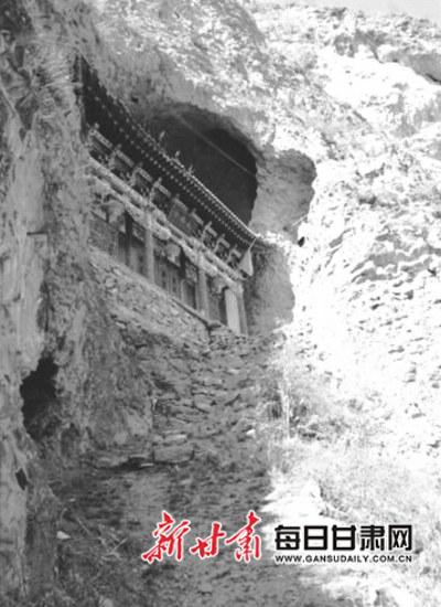 【历史眼】兰州有石窟寺吗? 有,但鲜为人知