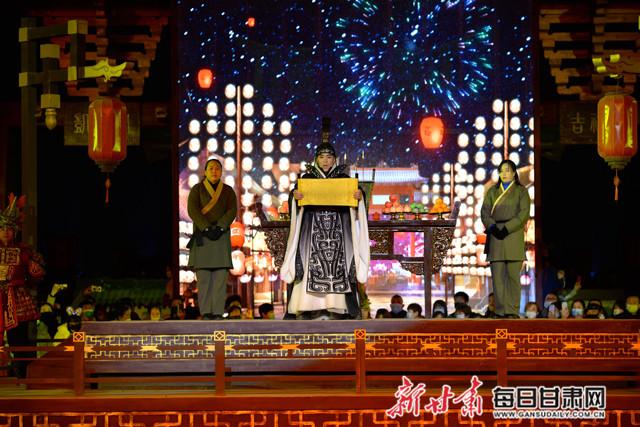 """惊艳来袭!""""中国规模最大的灯阵"""